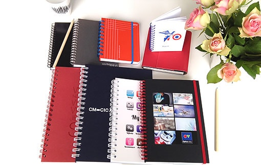 carnet personnalisable The Concept Book