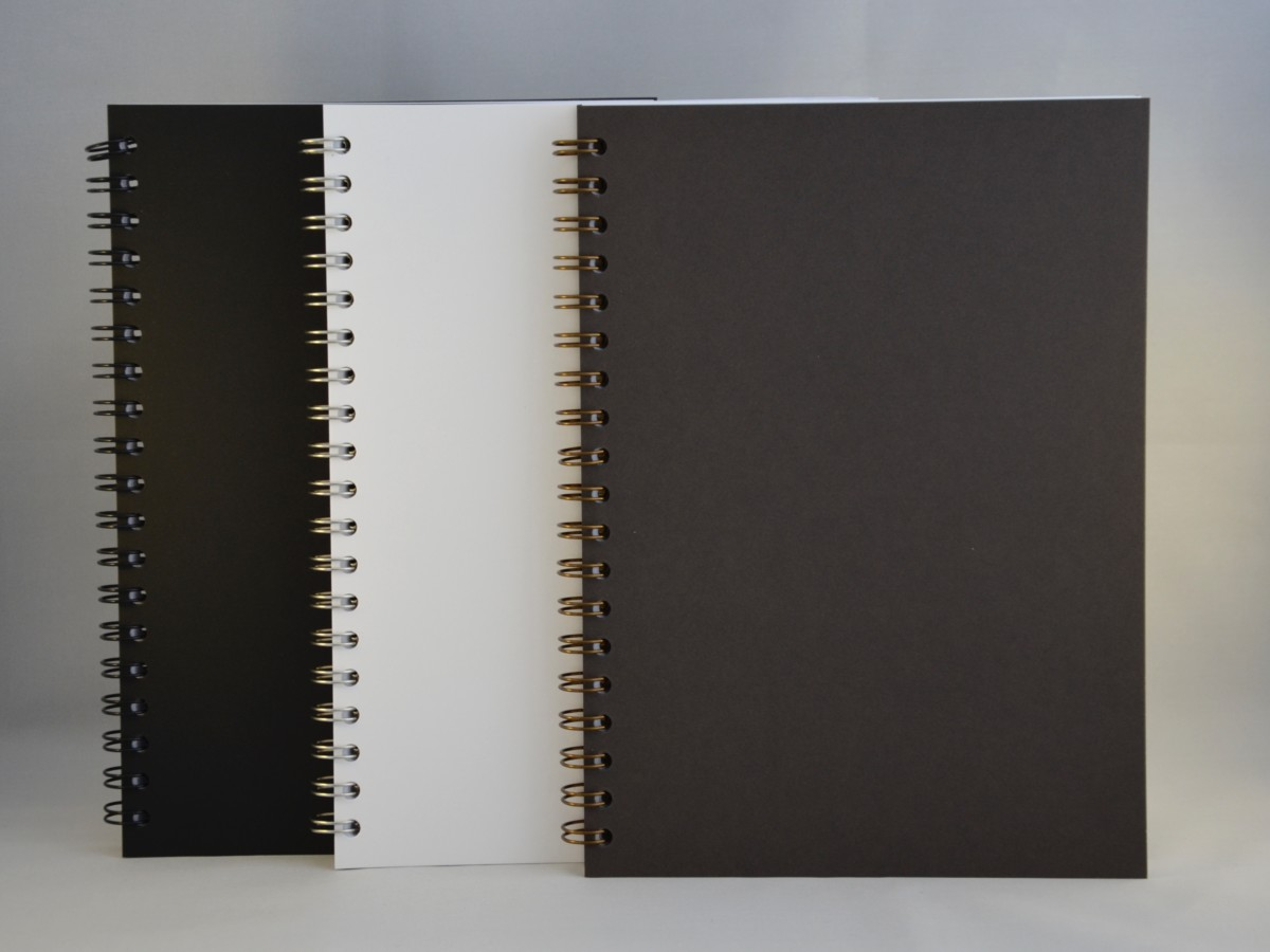 grand cahier personnalisable the concept book
