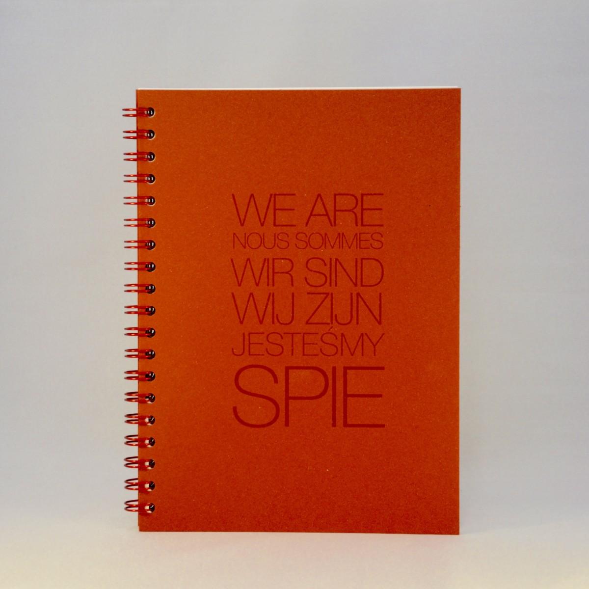 fabricant de cahier personnalisé grand cahier de bureau
