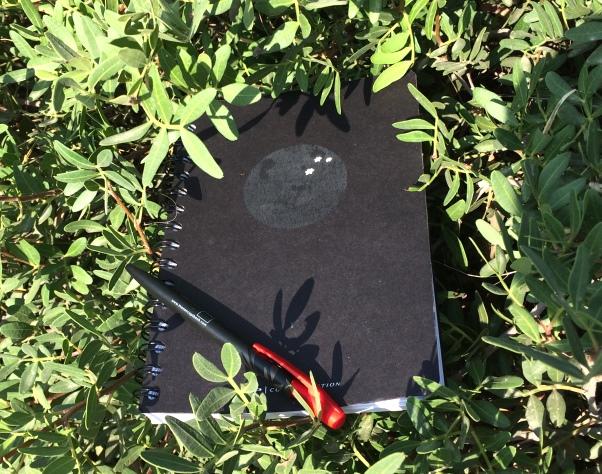 Un cahier personnalisé pour tous les instants…