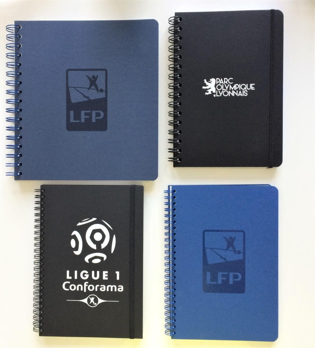cahiers personnalises the concept book - Arrêt sur quelques carnets personnalisés spécifiques
