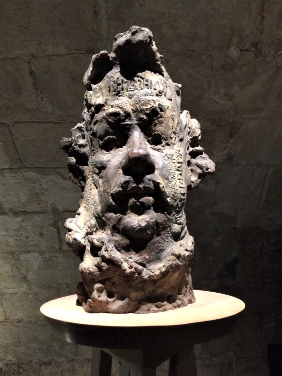 carnet de visite artistique The Concept Book - Sculpture de Rembrandt