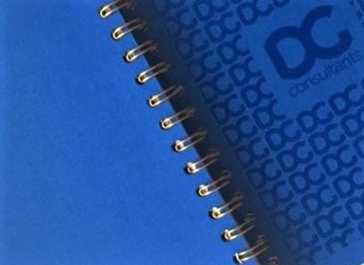 Un cahier personnalisé stylé