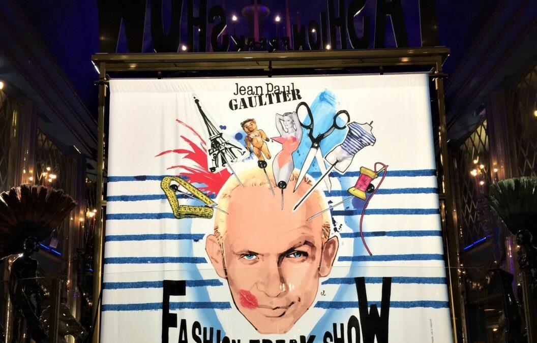 Fashion Freak show : inévitable pour les fans de JPG !